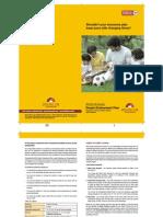 Dream Endowment Plan Brochure