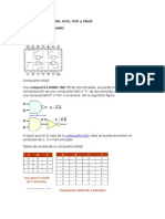 Puertas Lógicas NAND