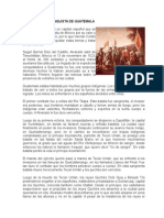 Historia de la Conquista de Guatemala.doc