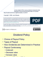 DividendPolicy