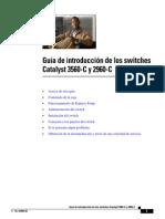 2960c_3560c_gsg_es Switch Cisco Catalyst 3560