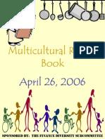 2006 Diversity Recipe Book