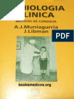 Semiologia Clinica Tomo 1