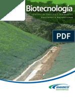 Control de Erosión Biotecnologia