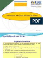 Introduccion Proyecto Mecánico de Ductos y Análisis de Flexibilidad