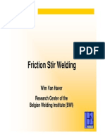 FRICTION STIR WELD