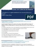 Del gobierno a la gobernabilidad de los recursos hídricos en México