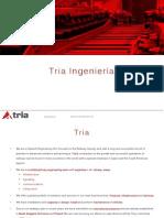 Tria  Ingeniería Presentation