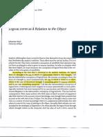 Artículo Sebastian Rodl idealismo aleman