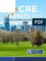 Coldwell Banker Commercial Market Comparison Report Ranks Denver as Top Commercial Real Estate Market in the Country