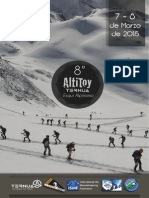 Altitoy 2015 Esquí de montaña. Guía de Carrera Oficial Completa