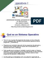 1.- Sistemas Operativos