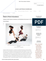 Robert J. Priore's Ascendance Critical Dance Review