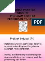 Pedoman Praktek Industri s2