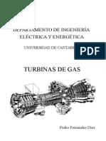 Turbinas de Gas Cantabria
