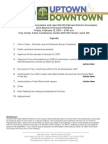 Joint Board Meeting February 13, 2015 Agenda Packet