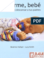 Duerme, Bebe_. y Deja Descansar - Beatrice Hollyer