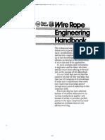 Wire Rope Engineering Handbook