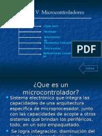 1.4 Tipos de Microcontroladores y Sus Fabricantes