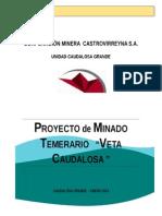 1.1.- Proyecto de Plan de Minado Temerario -2014 (1)