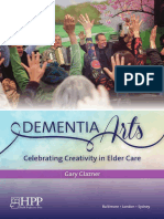 Dementia Arts (Glazner Excerpt)