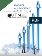 Resumen Global de Ingeniería y Sociedad (Unidad 1 a 4)