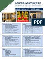 Safety Gates - Intrepid Industries