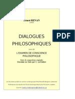 Ernest RENAN Diálogos Filosóficos en Español