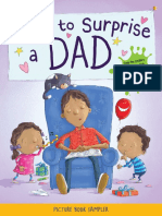 How to Surprise a Dad By Jean Reagan; Illustrated by Lee Wildish