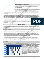 ULTRASOUND THERAPY - DOSAGE CALCULATIONS - IN DETAIL - EXPLAINED.pdf