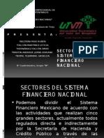 Sectores del SFN