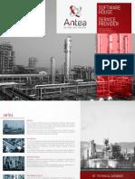 Antea Company Brochure