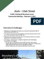 Munchery Issues 4Feb2015