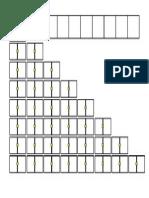 Domino Plantilla
