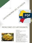 Gastronomia ecuatoriana