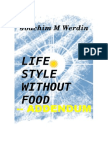 Lifestyle Without Food - Addendum