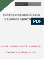 Procedimientos Contables Sentencias Judiciales