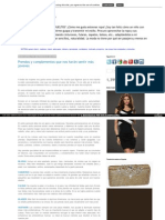 Blog de moda para chicas