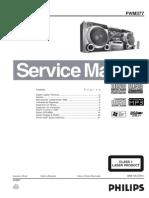 Mini System Philips Fwm377