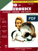 Radio Electronics 1954 05