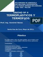 Clase de Polímeros Termoplásticos
