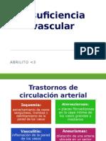 Insuficiencia vascular ABRILITO.pptx