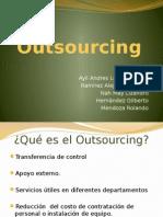 Outsourcing Tema Economía