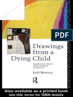 Judi Bertoia Drawings From a Dying Child 1993