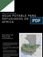 Proyecto de Agua Guatemala
