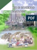 Indicadores Desarrollo Sustentable Mexico