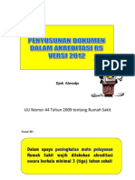 WS Dokumen Akreditasi - Dr. Djoti Atmodjo, Sp.a, MARS