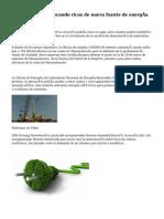 Estados UNIDOS tocando ricos de nueva fuente de energía (y no en aceite)