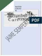 Examen Jaime Sempertegui