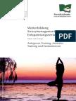 Autogenes Training Mentales Training Und Fantasiereisen